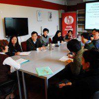 Семинар для преподавателей Пекинского университета иностранных языков