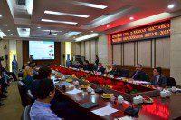 Круглый стол в Тяньцзинском университете иностранных языков