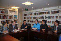 Круглый стол по вопросам дальнейшего сотрудничества по продвижению русского языка