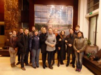 Творческая молодежь – участники семинара