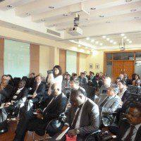 Участники международного семинара