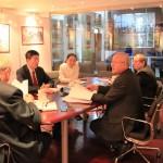 Круглый стол в Российском культурном центре в Пекине  по вопросам образования