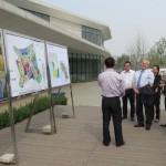 北京俄罗斯文化中心代表访问天津<br>Представители Российского культурного центра в Пекине посетили город Тяньцзинь