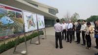 Презентация «зеленой зоны» района Уцин и проекта ЭКСПО-2015