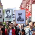 Впечатления китайского ветерана, принявшего участие в акции «Бессмертный полк» в Москве
