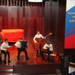 При поддержке Россотрудничества в Пекине состоялся концерт музыкального коллектива «Квинтет четырех»<br>在俄罗斯国际人文合作署的大力支持下《四人五重奏》民乐组合音乐会在北京举行
