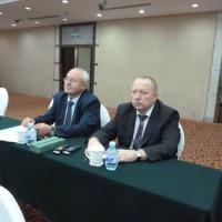 Представители Россотрудничества на заседании форума俄罗斯国际人文合作署驻华代表处代表出席国际论坛