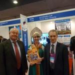 Представители Россотрудничества приняли участие в  международной выставке «Образование» в Пекине<br>俄罗斯国际人文合作署代表参加北京国际教育展