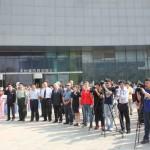 При поддержке Россотрудничества в Пекине открылась выставка «Автомобили военных лет»