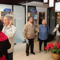 Гости знакомятся с деятельностью РКЦ