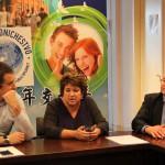 Руководитель Россотрудничества Л.Н.Глебова провела совещание с руководителями представительств в  Китае, Монголии, Вьетнаме и Лаосе