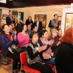 В Российском культурном центре в Пекине открылась выставка работ российских художников <br>俄罗斯画家作品联展于北京俄罗斯文化中心开幕