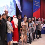 В Российском культурном центре прошел студенческий новогодний литературный вечер