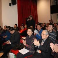与会嘉宾及参与者Почетные гости и участники собрания