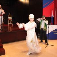 展览开幕仪式Во время открытия выставки