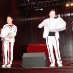 巴扬组合《MIX》音乐会在俄罗斯文化中心举行 В Российском культурном центре В Пекине  состоялся концерт дуэта «Баян Микс»