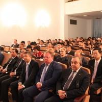 Участники презентации Республике Крым в Посольстве  РФ в КНР