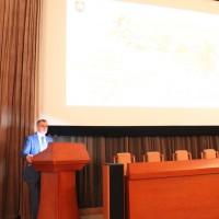 Выступление Председателя Государственного Совета Республики Крым Владимира Константинова