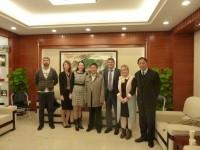 与联合大学校领导的会见Встреча с руководством университета