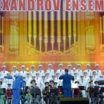 享誉世界的亚历山德罗夫红旗歌舞团 Ансамбль имени Александрова любили во всем мире