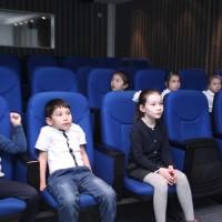 少儿参与者Юные участники мероприятия