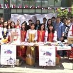 北京师范大学文化节Фестиваль культуры в Пекинском педагогическом университете