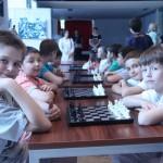 少儿国际象棋比赛于俄罗斯文化中心举办 В Российском культурном центре состоялся детский шахматный турнир