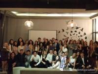 俄罗斯留学生会积极分子Активисты Ассоциации российских студентов