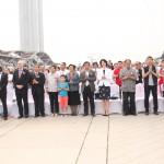 俄罗斯文化中心参与第八届《和平的旗帜》世界儿童呼唤和平系列活动 РКЦ принял участие в 8-ом фестивале «Знамя мира — дети за мир во всем мире»