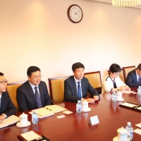 中国教育部工作人员Сотрудники Министерства образования КНР