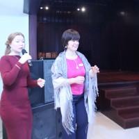 G.A. 利皮林娜发言Выступление Г.А. Липилиной