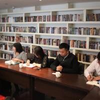 共同讨论合作项目Совместное обсуждение проектов