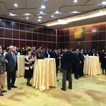 Сотрудники представительства приняли участие в пресс-конференции,  посвященной предстоящей Международной ярмарке