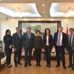 Встреча с руководством Всекитайской федерации молодежи
