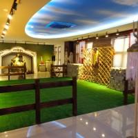 蒙古族展厅Павильон «Малая народность – монголы»