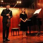 北京俄罗斯文化中心上演古典音乐会В РКЦ в Пекине прошел вечер классической музыки