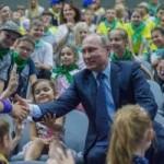 Международный юношеский конкурс сочинений: «Каким я вижу будущее России: мои пожелания Президенту России»