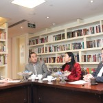 В Российском культурном центре в Пекине прошла рабочая встреча с руководством Китайской ассоциации преподавателей русского языка и литературы (КАПРЯЛ)