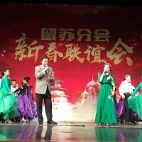 中方歌舞团体表演Китайские танцевально-песенные коллективы