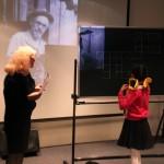 В РКЦ в Пекине прошло тематическое мероприятие, посвященное 145-летию со дня рождения М.М.Пришвина