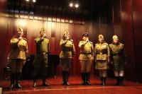 歌曲《斯拉夫女人告别曲》Песня «Прощание славянки»