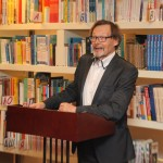 诗人维克多.克雷科夫在北京俄罗斯文化中心的  创作见面会Творческий вечер поэта Виктора Клыкова в РКЦ в Пекине