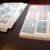 邮票藏品Коллекция марок
