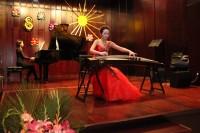 古筝弹奏《云裳诉》Композиция «Рассказ о боге» на китайском инструменте гучжэн