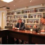 与俄罗斯教育机构代表的工作会谈于北京俄罗斯文化中心进行 В РКЦ в Пекине прошла рабочая встреча с представителями российских образовательных организаций