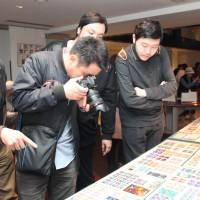 独特邮品展 Экспозиция уникальных марок