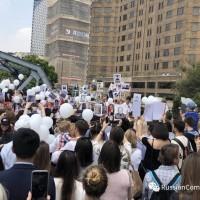 «Бессмертный полк» в Шанхае