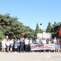 Празднование Дня Победы в Шэньяне