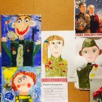 儿童绘画展 Выставка детских рисунков