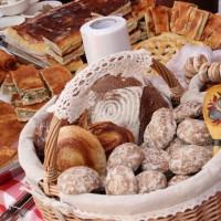 俄罗斯传统美食款待 Традиционные русские угощения